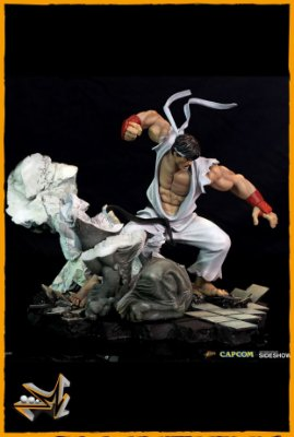 Ryu Diorama Street Fighter - Kinetiquettes (reserva de 10% do valor)