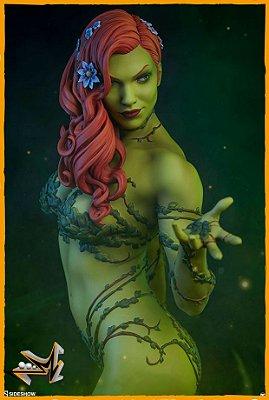 Poison Ivy Premium Format 1/4 Dc Comics - Sideshow Collectibles (reserva de 10% do Valor)