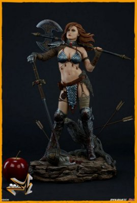 Red Sonja Premium Format 1/4 - Sideshow Collectibles (reserva de 10% do valor)