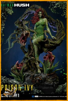 Poison Ivy 1/3 Dc Comics - Prime 1 Studio (reserva de 10% do valor)