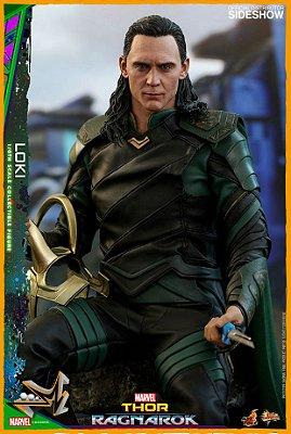 Loki Thor Ragnarok 1/6 Marvel - Hot Toys (PRÉ-VENDA)