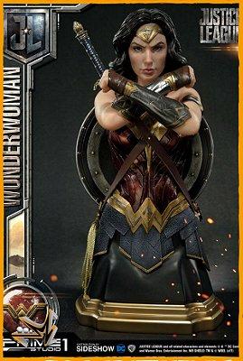 Wonder Woman Busto Liga da Justiça Dc Comics - Prime 1 Studio (PRÉ-VENDA)
