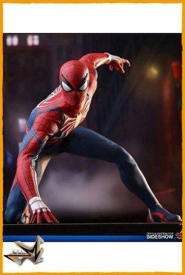 Spider Man Versão Advanced Suit 1/6 - Hot Toys (PRÉ-VENDA)