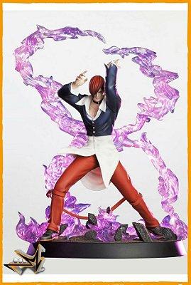 Iori Yagami 1/8 The King Of Fighters - Gantaku Anime (PRÉ-VENDA)