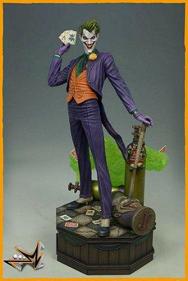 Joker 1/6 Dc Comics Maquette By Tweeterhead - Sideshow Collectibles