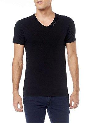 Camiseta Calvin Klein Swimwear Estampa Logo