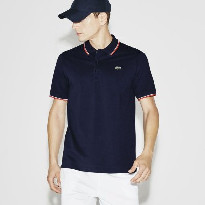 Camisa Polo Fancy Lacoste Sport