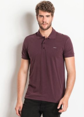Camisa Polo Colcci