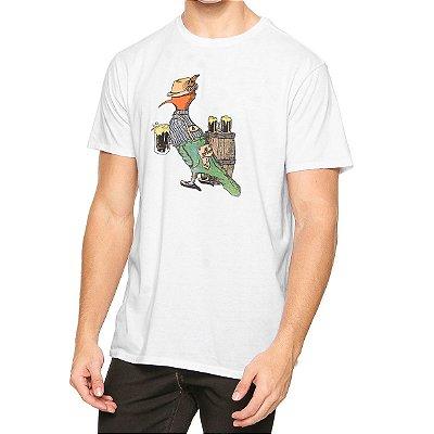 Camiseta Pica-October Reserva