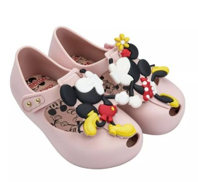 Mini Melissa Ultragirl + Disney Twins III