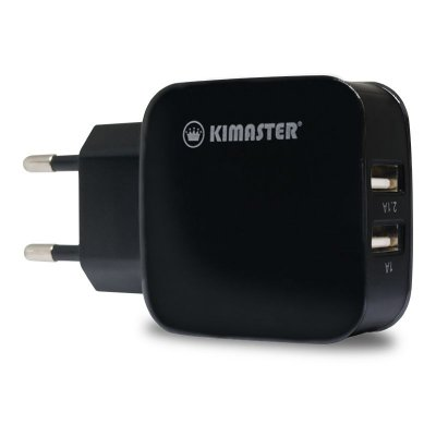 Carregador de parede universal Dual USB