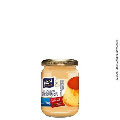 Leite Condensado Zero Açúcar 210g - Linea