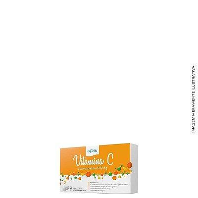 Vitamina C 500mg 60 Crp - Equaliv