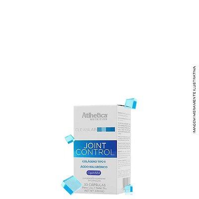 Joint Control Colágeno Tipo II 30 Cáps - Atlhetica Nutrition