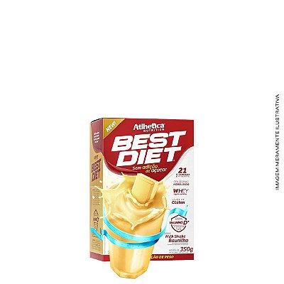 Best Diet Milkshake 350g - Atlhetica Nutrition