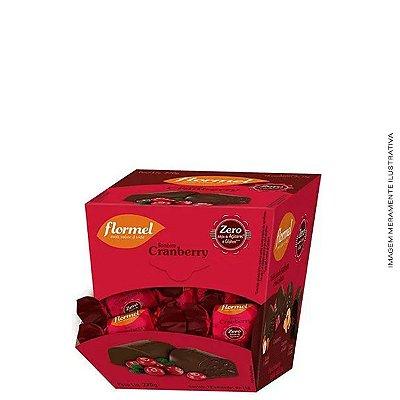 Bombom de Cranberry (Cereja) - Flormel