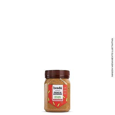 Creme de Amendoim Whey Salgado Sabor Queijo com Orégano 350g - Bendú