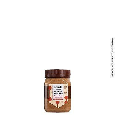 Creme de Amendoim Whey Doce de Leite com Toffee 350g - Bendú