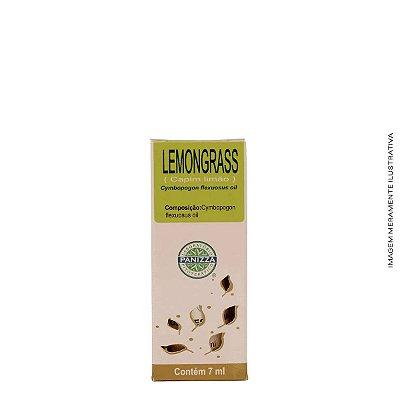Óleo Essencial Lemongrass (Capim Limão) 7ml - Panizza
