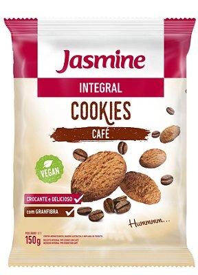 Cookies Integral Café 150g - Jasmine