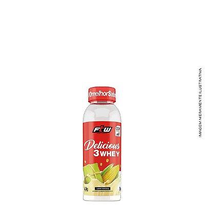 Delicious 3Whey Dose Única 40g - FTW