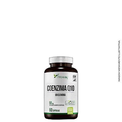 Coenzima Q10 60 cáps – Fitoway Clean