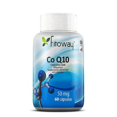 Coenzima Q10 (COQ10) 60 cáps - Fitoway