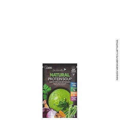 Natural Protein Soup Ervilha Defumada 35g (cada) - Puravida