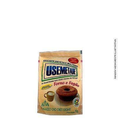Adoçante Dietético Multiuso Usemetade Forno e Fogão 1kg