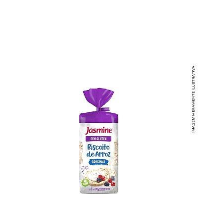 Biscoito de Arroz Sabor Original 90g - Jasmine