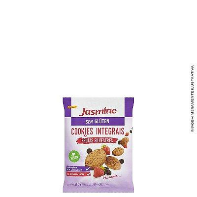 Cookies Sem Glúten Castanhas-do-Pará e Caju 150g - Jasmine