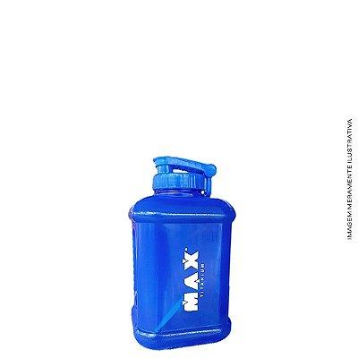 Mini Galão 1,6 L - Max Titanium