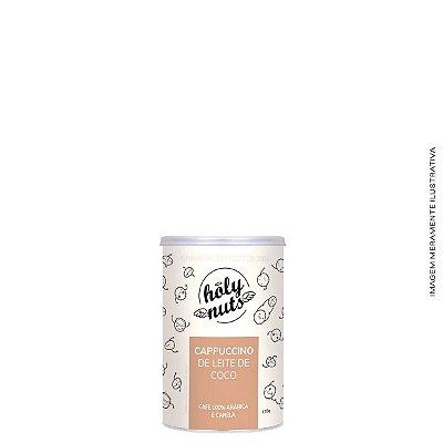 Cappuccino Vegano com Leite de Coco 120g - Holy Nuts