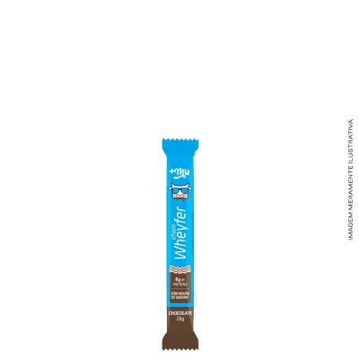 ChocoWheyfer Chocolate 25g cada - MaisMu