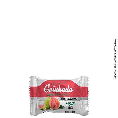 Goiabada Zero Açúcar 25g - Candy Katy