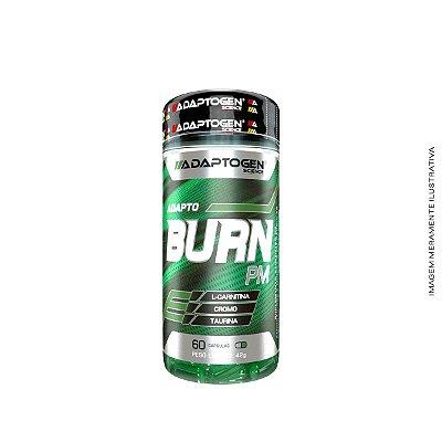 Burn PM Termogênico Noturno 60 Cápsulas - Adaptogen