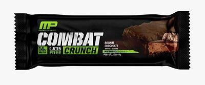 Combat Crunch Barra de Proteína 45g Brownie Chocolate - Musclepharm