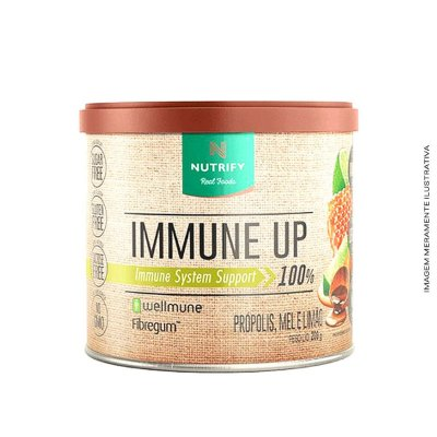 Immune Up Mel,Própolis e Limão 200g - Nutrify