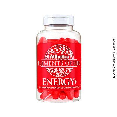 Elements of Life Energy+ 60 Cápsulas - Atlhetica Nutrition