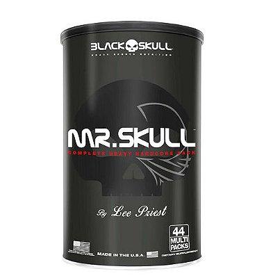 Mr Skull 44 Multi Packs - Black Skull