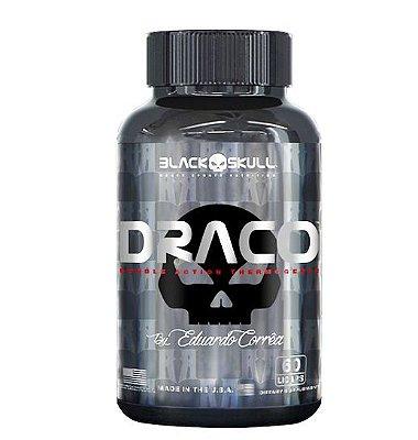Draco - 60 cápsulas - Black Skull
