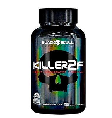Killer2F - 60 cápsulas - Black Skull