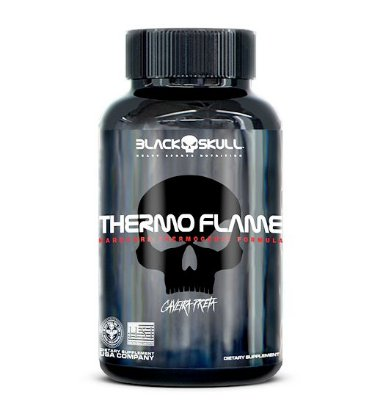 Thermo Flame 120 Tabletes - Black Skull