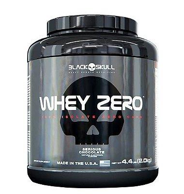 Whey Zero 2Kg - Black Skull