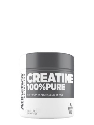 Creatina Pro Series 100% Pure - 100g - Atlhetica