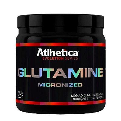 Glutamine (Glutamina) Micronized - 500g - Atlhetica