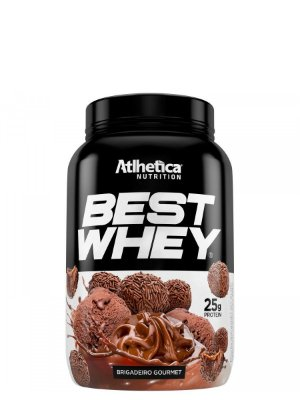 Best Whey 900g  Atlhetica - Todos os sabores + BRINDE