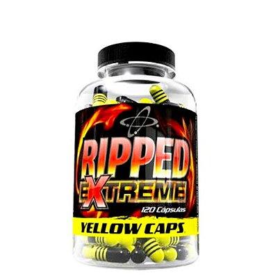 Ripped Extreme Yellow - 120 Cápsulas - Atlhetica