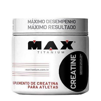 Creatine (Creatina) 300g - Max Titanium