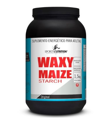 Waxymaize 1,5Kg - Sports Nutrition